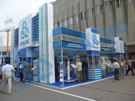 Фотографии с выставки НЕФТЕГАЗ-2012